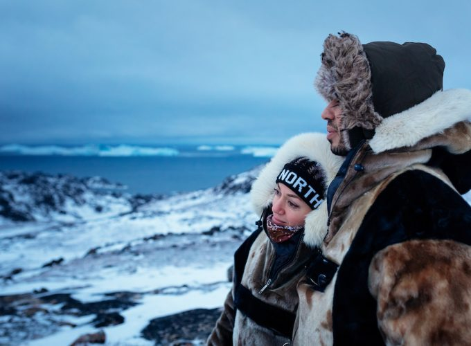 Fare above the arctic circle